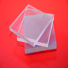 Building Materials-UV Lexan Clear Solid Polycarbonate Sheet Panel Rate