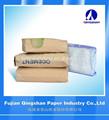 Industriale produzione di cemento portland sacchetto di carta per il cemento, riso, feed