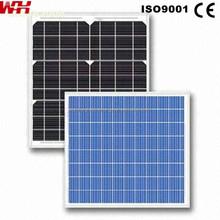 40w 18v polycrystalline silicon solar panel power for LED lights