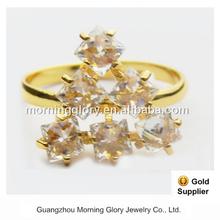 handmade jewelry patterns 14k 585 white gold ring