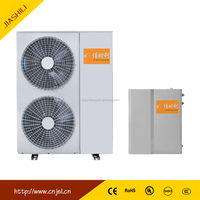 2015 JIASHILI Air Source Heat Pump Copeland Compressor Heating R417A Freon For Commercial