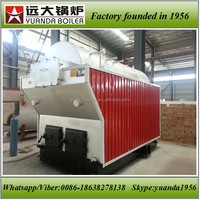 High cost performance biomass wood pellet hot water generator