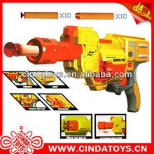 Brinquedo eletrônico, electric bala soft arma brinquedos, arma e armas