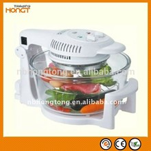 Portable Electric 17L Turbo Convection Oven/Roaster/Oil Fat free cooking HT-WT008