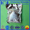 Chlorine dioxide water purification tablet