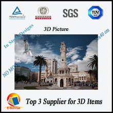 nature printing picture/3d lenticular images/home decoration pictures
