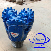 API Drill Bit of Pipe Manual Tongs / tungsten inserts tricone drill bit drilling tools