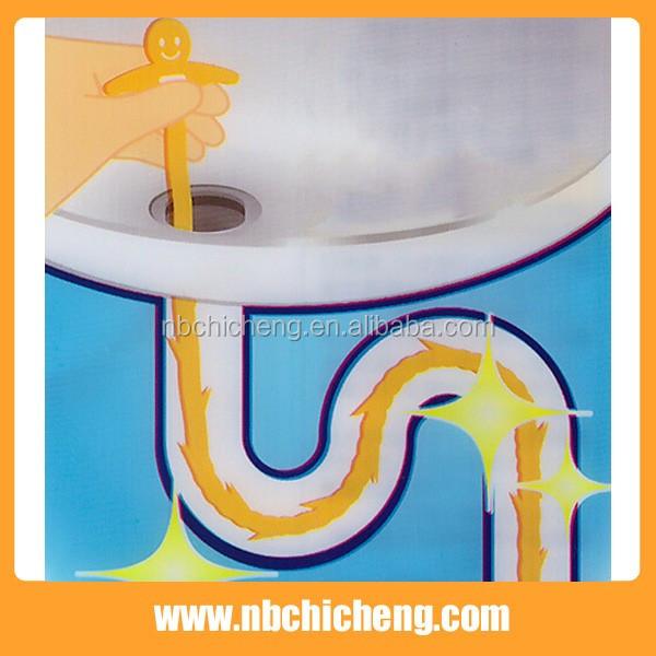 Serpent Printemps Tige de Tuyau Évier Vidange Cleaner Outil 2 5 m Plongeurs De Toilette