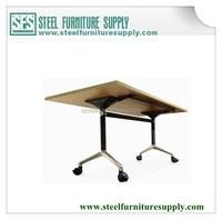 School Training Desk / folding desk, Office folding desk