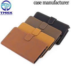 OEM Cheap Mobile Phone Case For Samsung Galaxy Note 4 PU Leather Case NT4005