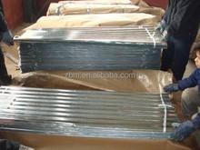 zinc coated roofing sheets/zinc steel roof/metal roofing