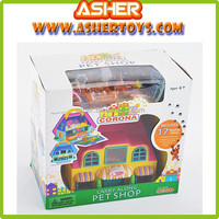 2015 New Design Dolls Dream House Furniture Toy