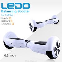 LEDO 2015 new design smart two wheel smart balance electric scooter 5C battery 350V balance scooter