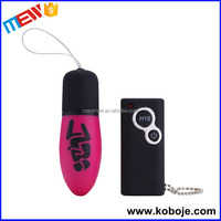 New Arrival!10 Speed Wirless Remote Control Girls Toys Bullet Battery Vibrator