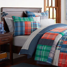 The popular patwork for boys bedding set / comforter