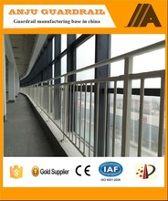Ornamental iron grill design for balcony made in china YT-014