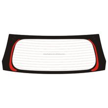 Rear windshield for HYU I10