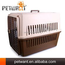 Large Size Aluminum Dog Flight Carrier Dog Carrier