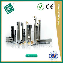 Thread Turning and Thread Milling tungsten Carbide Inserts