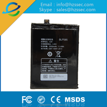 Li-ion high power rechargeable lithium battery make for OPPO U3 6607 3000mah