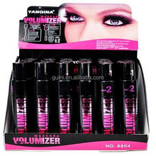 Hot Sale Yanqina Mascara 3D Natural Lengthening & Curl Mascara 10g