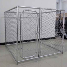 Alibaba best selling high quality chain link dog kennel/stainless steel dog kennel