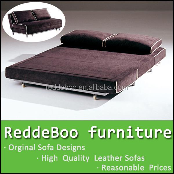 Bonne qualit canap lit nouveau design pliant lit cum canap pour le salo - Canape lit bonne qualite ...