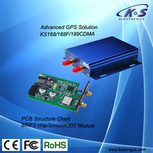 Fuel sensor GPS tracker with high precision for Fuel consumption monitoring system