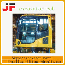China supplier spare parts PC200-7 excavator cab for sale