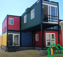 flatpack prefab container flat for sale