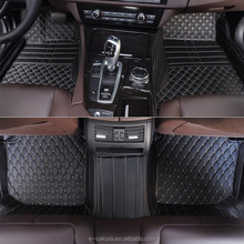 High quality leather car carpet mats for Renault Latitude