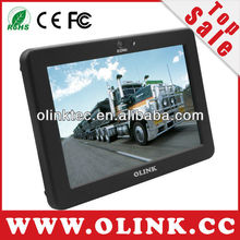 In Vehicle Infotainment (IVI) terminal with 7 inch hight brightness LCD, touch function and RS232, WiFi (M751)