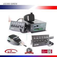 Police car siren amplifier - 5 years warranty-400w 12v AS760