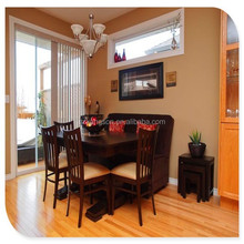 best price cheap solid wood dining table(teak,oak,elm) with high grade