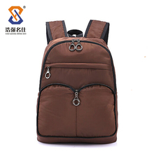 OEM Fashion Newest cheap folding travel backpack bag for girls