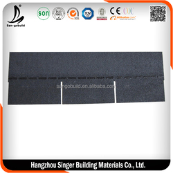 Asphalt tile with best factory price
