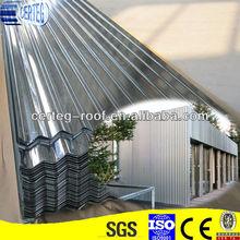 coloured decorative plastic Galvanized Corrugated Wall iron Sheet