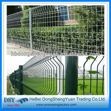 decorative welded iron wire mesh fence 50x50 no middle man