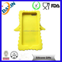 New Arrivals 3D Cartoon Design Silicon Phone Case For Samsung S4,i9500