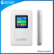 High Speed 150Mbps CAT 4 Mini Wifi Router 4G LTE Wireless Modem with Power Bank