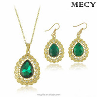 MECY LIFE 2015 cheap wholesale unique crystal peacock indian costume jewellery