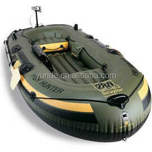 Promotional PVC rigid Inflatable Boat mini fishing inflatable boats