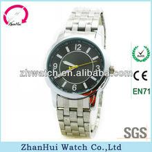 2013 new deisgn stainless steel watch designer inspired popular men watches