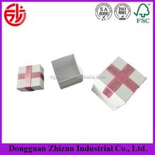 Rigid small cardboard box custom cardboard box