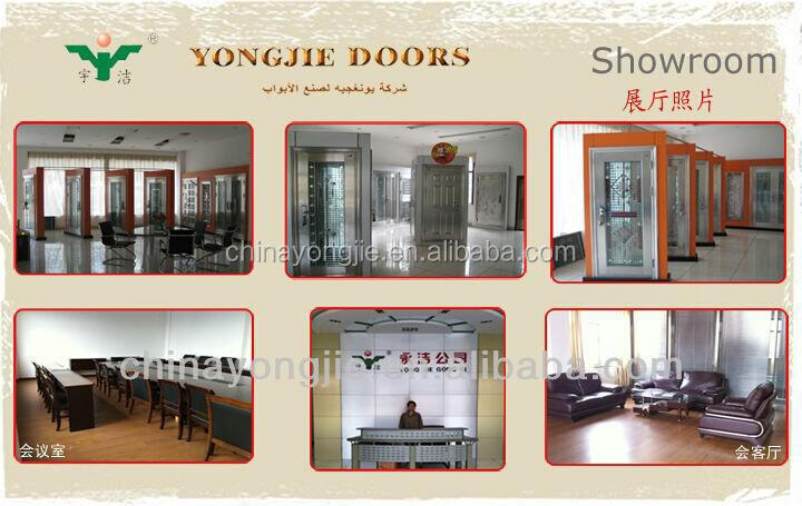New design steel wooden door main door design kerala door for Office main door design