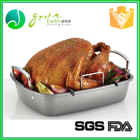 Pans Metal Cookware Sets FDA copper bottom stainless steel fry pan