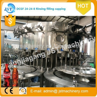 High quality 3 in1 soda drink filling machine/soda drink filling lifull automatic carbonated soft/soda