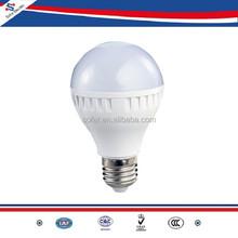 Cheap Price and High Qaulity Plastic LED Bulb 220V 3W 5W 7W 9W 12W