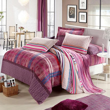 Wholesale Egypt style cheap bed linen sheet 4pcs