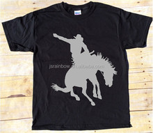 Best quality black 100% cotton short sleeve comfortable t shirt wholesale china D033